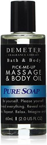 Demeter Pure Soap, 60ml