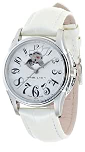 [ハミルトン]HAMILTON 腕時計 American Classic Jazzmaster Lady Auto(アメリカン クラシック ジャズマスター レディ オート) H32365313 レディース 【正規輸入品】