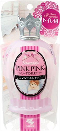 サワデー PINKPINK for TOILETエンジェルシャボン 65ml