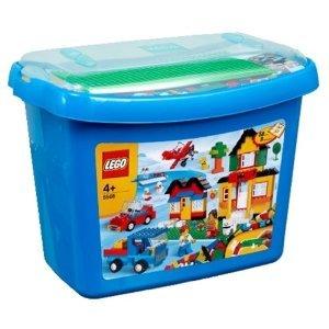 レゴ 基本セット 青のコンテナスーパーデラックス 5508 ...