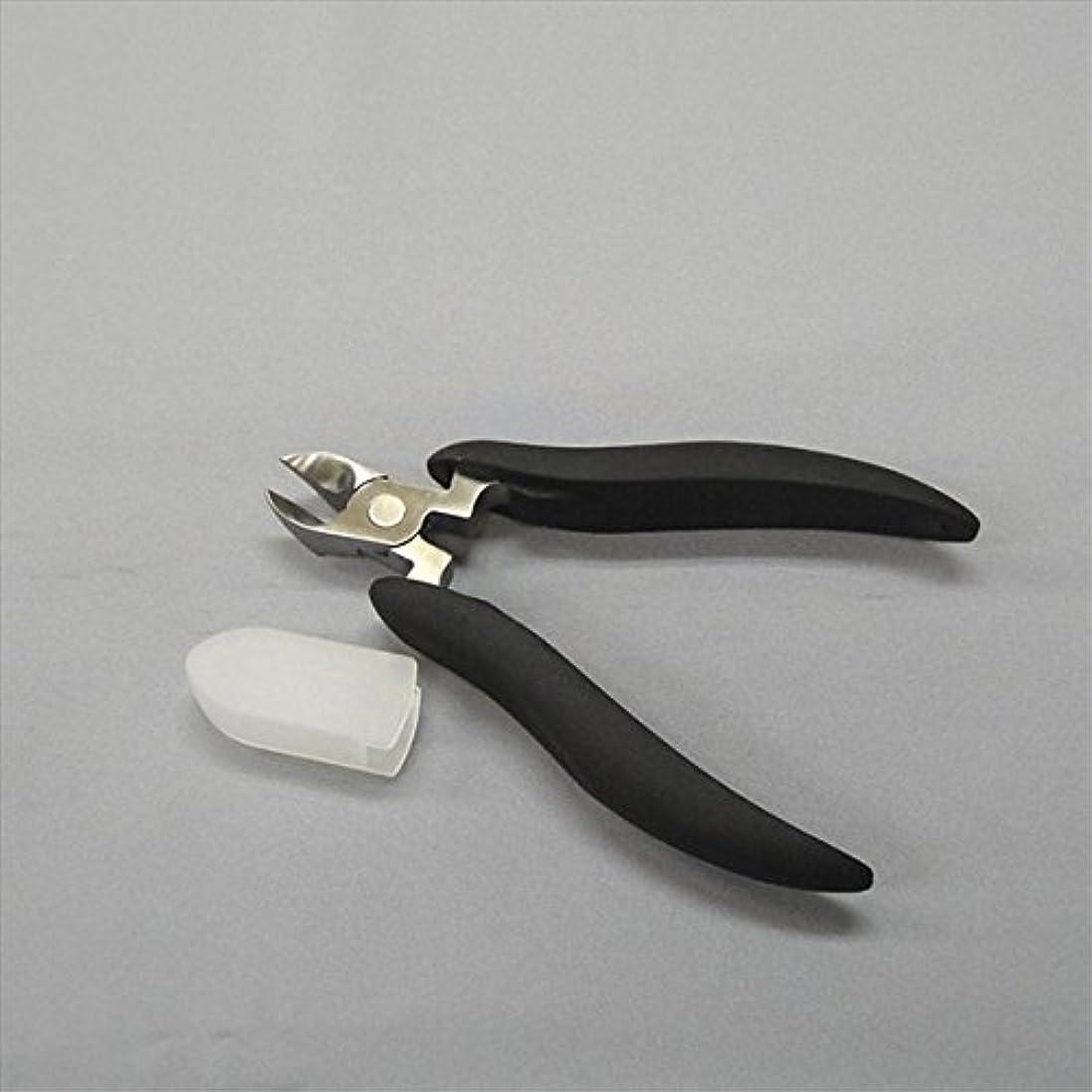 宣言発表マガジンニッケン刃物:ニッパー式爪切り LS-300