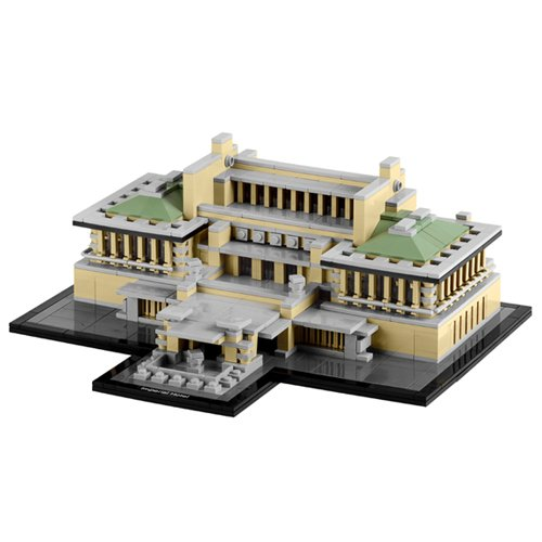 帝国ホテル (LEGO Architecture)