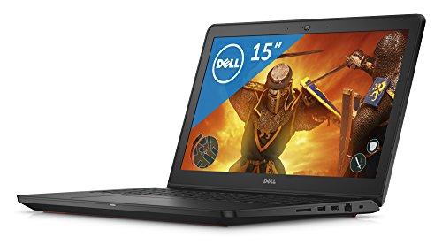 Dell Inspiron 15.6型ゲーミングノートパソコン Core i5モデル ブラック (Win10/i5-6300HQ/8GB/Hybrid 1TB/GTX960M/FHD非光沢) Inspiron 15 7000シリーズ 16Q31