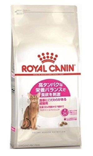 ロイヤルカナン FHN プロテイン エクシジェント 成猫用 ...