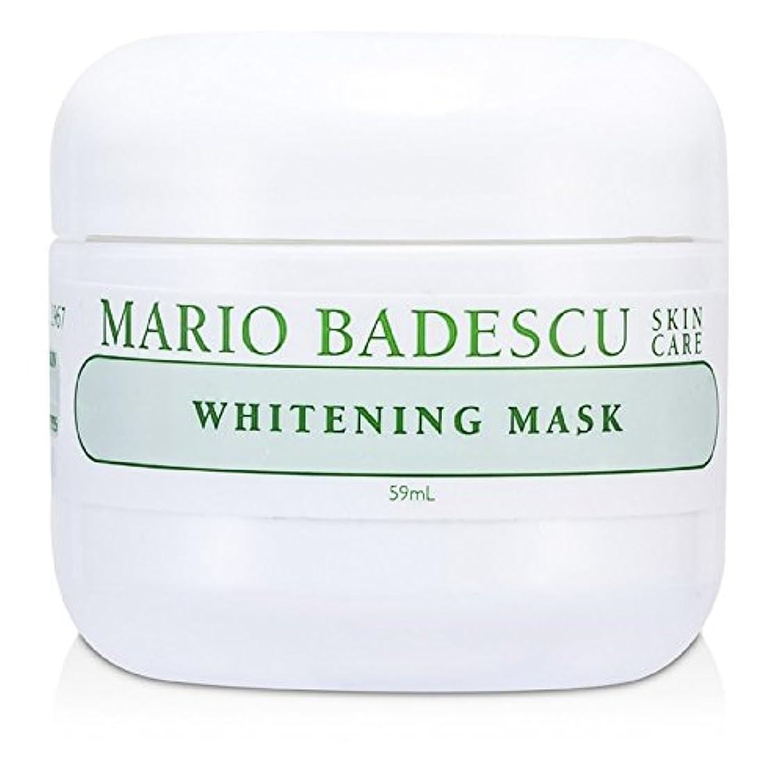 教科書キャンプ悲しいことにマリオ バデスク ホワイトニング マスク 59ml/2oz並行輸入品