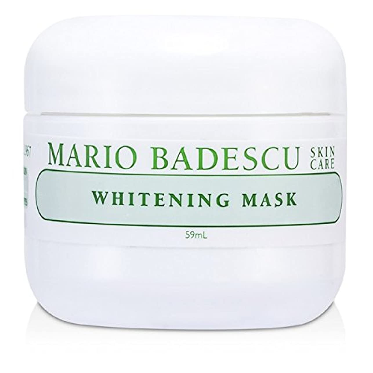 マウンド硫黄気まぐれなマリオ バデスク ホワイトニング マスク 59ml/2oz並行輸入品