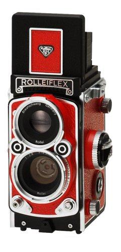 Rolleiflex MiniDigi (ミニデジ) AF5.0 レッド 24613