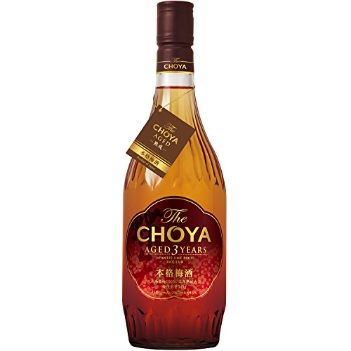チョーヤ梅酒 The CHOYA AGED 3YEARS [ 720ml ]