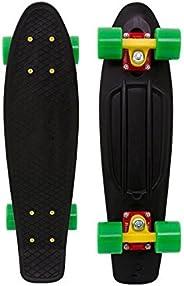 Penny Skateboard 2016 Reggae, Black, 22 Inches