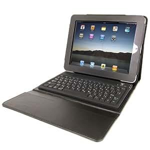 サンコ- 無線式キーボード内蔵iPad革ケース(英語キーボード) CWKFIP01