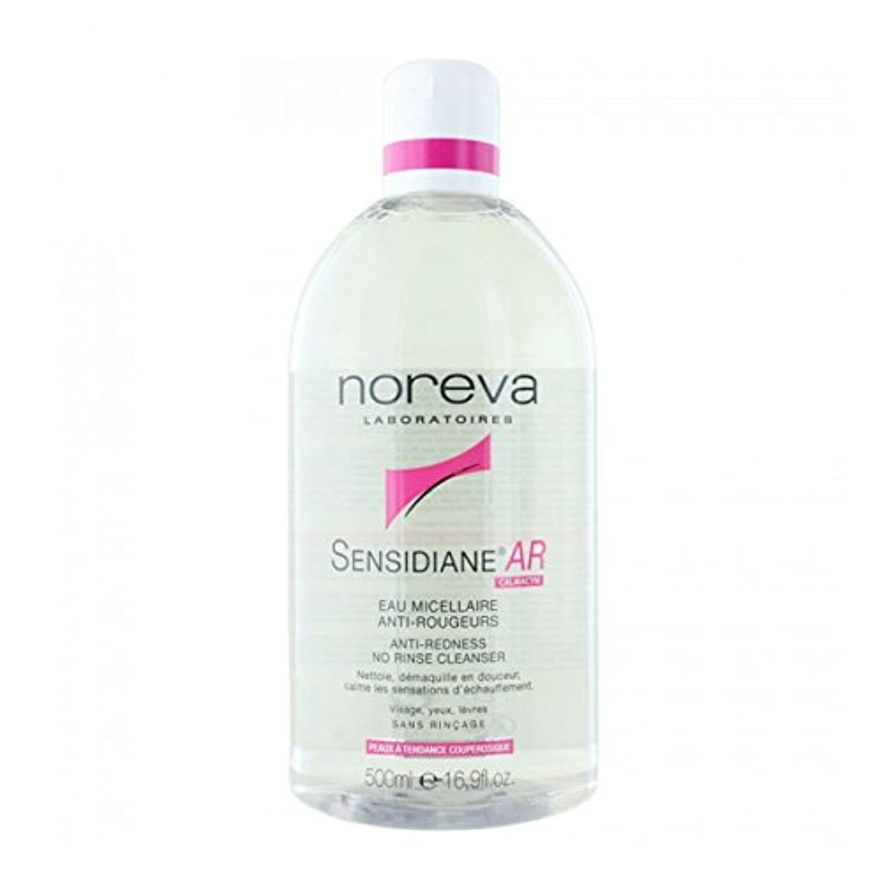 あまりにもペフ太いNoreva Sensidiane Ar Anti-redness No Rinse Cleanser 500ml [並行輸入品]