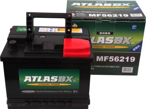 Atlasbx (アトラスビーエックス) 輸入車バッテリー [ Dynamic Power ] MF 56219 B00GWWZM3A 1枚目