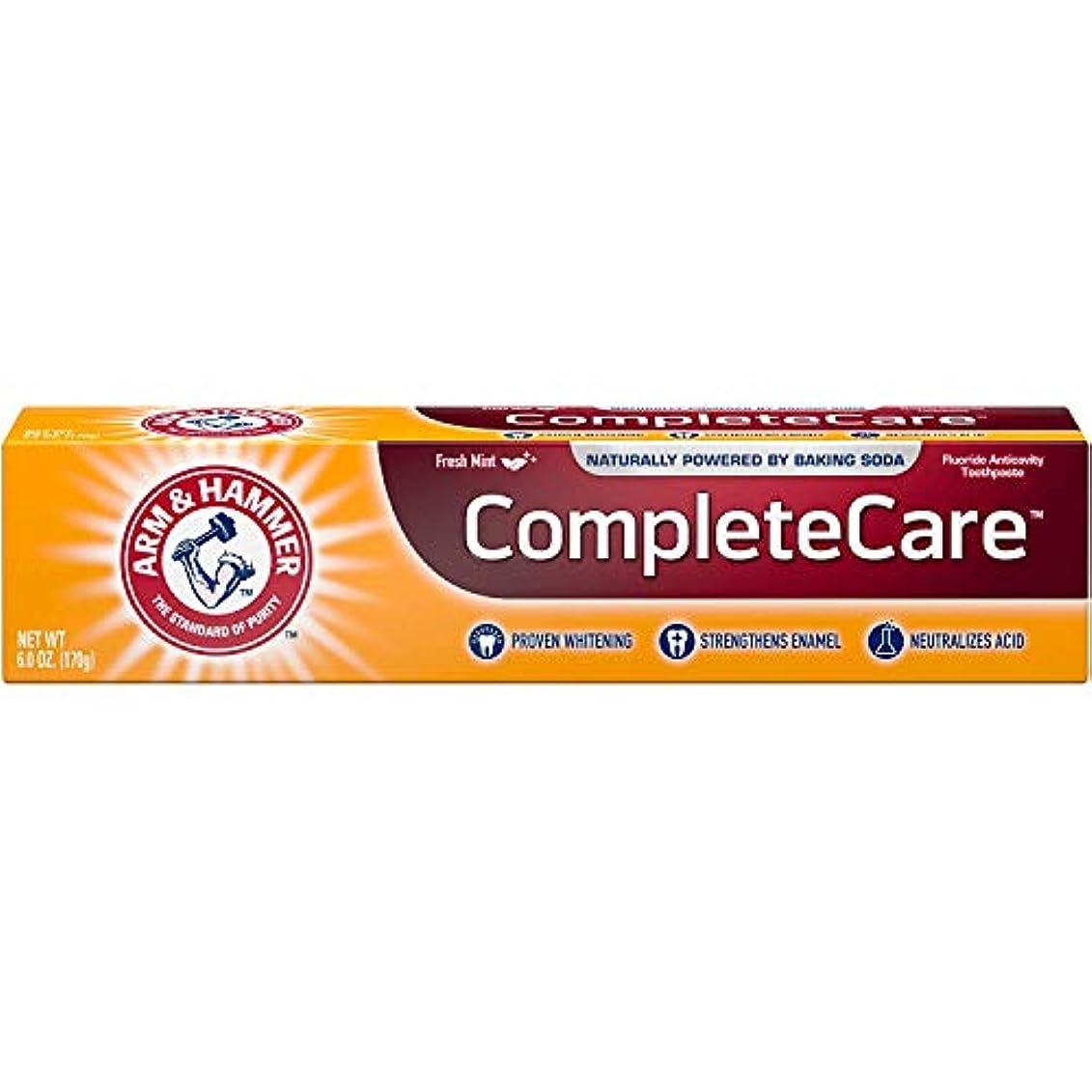 繕う発動機実行可能Arm & Hammer Fluoride Anti-Cavity Toothpaste - 6 oz - 3 pk by Arm & Hammer