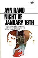 Night of January 16th by Ayn Rand(1971-01-01)