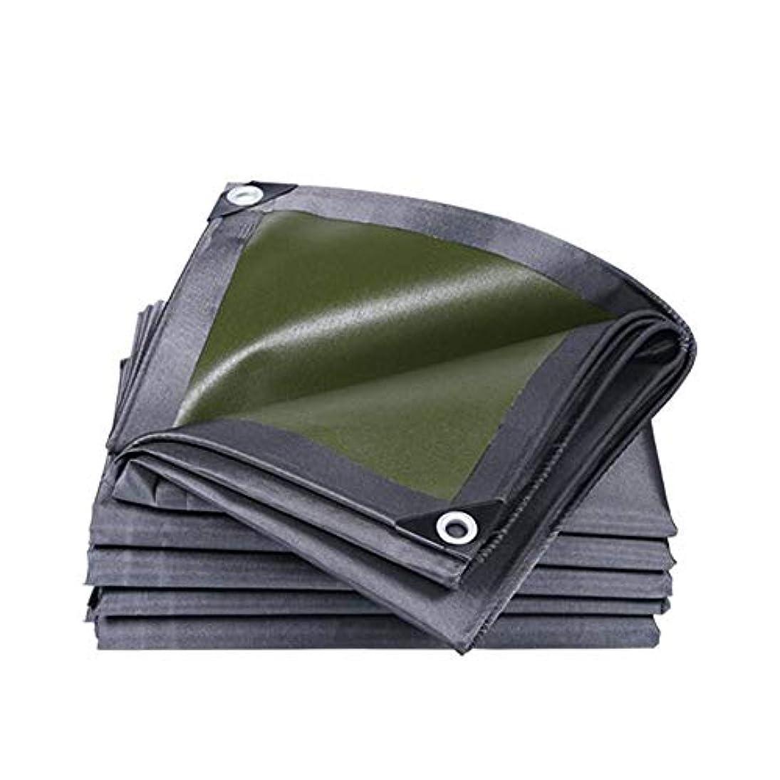 払い戻し静かにパースブラックボロウXIAOYAN タープ 屋外の厚い防水シートオイルの布1200Dオックスフォードの布の防水日焼け止めトラックカバー600g /㎡0.60mmの厚さ
