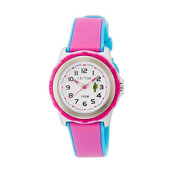 [カクタス]CACTUS キッズ腕時計 10気圧...の商品画像