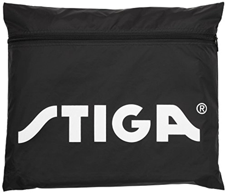 STIGA(スティガ) 卓球 テーブルカバー (オープンタイプ) ブラック 1916-0216-01