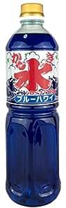 かき氷 シロップ ブルー ハワイ 業務 用 1160g カキ 氷 こおり 蜜 みつ
