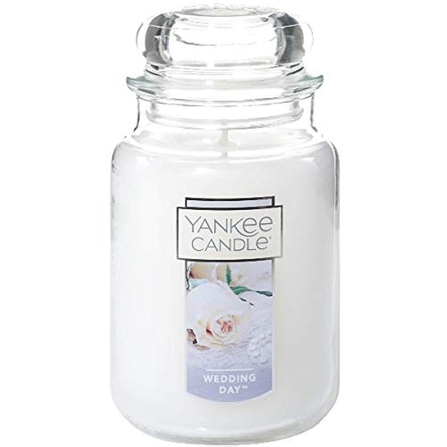 何故なの応用おもてなしYANKE CANDLE(ヤンキーキャンドル):YCジャーL ウェディング YK0060512
