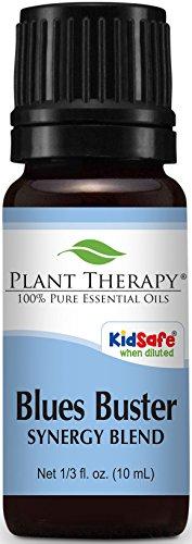 『Plant Therapy Essential Oils (プラントセラピー エッセンシャルオイル) ブルース バスター シネジー エッセンシャルオイル ブレンド』のトップ画像