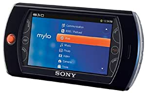 SONY <mylo>パーソナルコミュニケーター(ブラック) COM-2/B