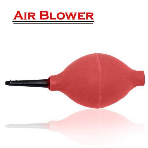 ゴム製空気ポンプクリーナーほこりBlowerキーボード、デジ...