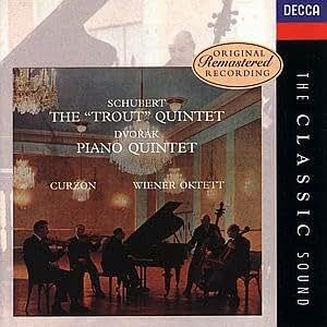 Schubert/Dvorak;Piano Quint
