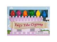 NPW Fairy Tale Crayons (6 Pack)