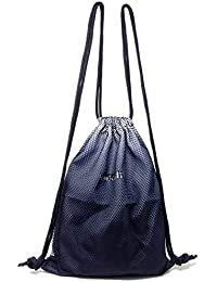 necker ジムサック スポーツバッグ リュックサック 巾着 バッグ シューズ ケース