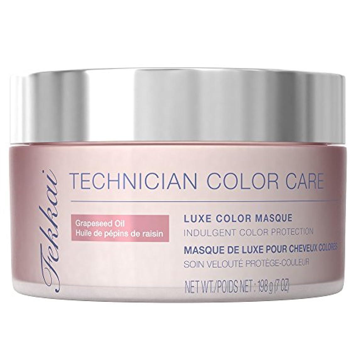 症候群大破大きなスケールで見るとフレデリックフェッカイ Technician Color Care Luxe Color Masque (Indulgent Color Protection) 198g/7oz [海外直送品]