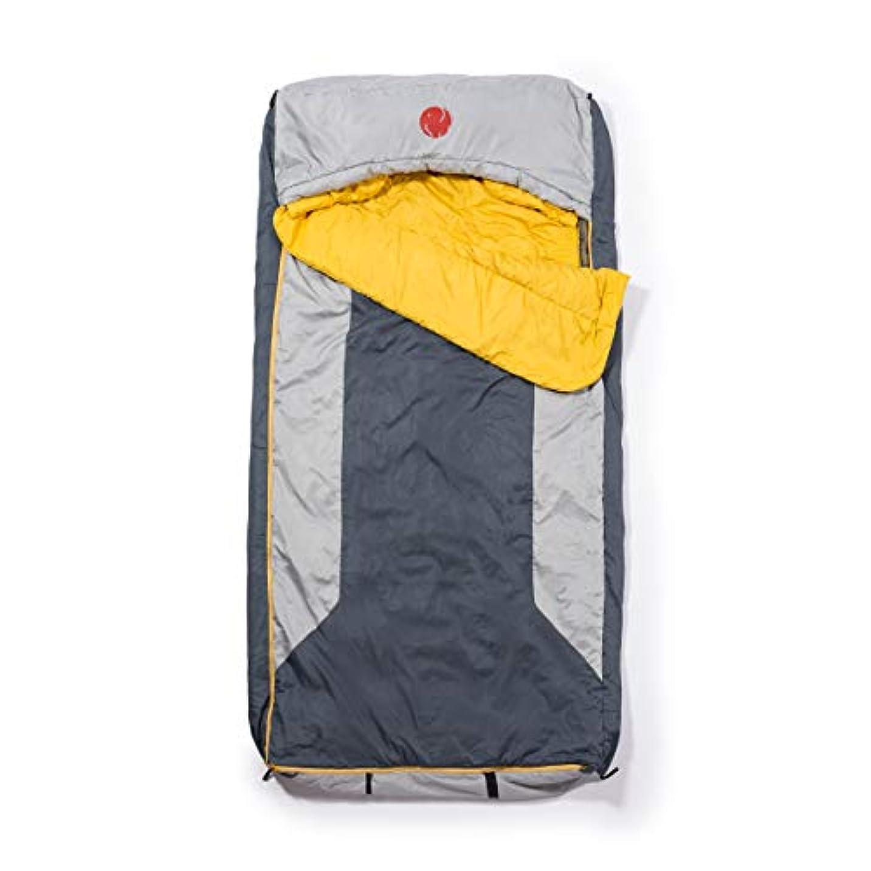 故意の書誌ルームOmniCore Designs マルチダウン フード付き 長方形 寒冷地用 寝袋 温度:-10F~30F サイズ:(レギュラー、トール、ダブルワイド) アクセサリー:4ポイント 圧縮スタッフサック 110L メッシュストレージサック