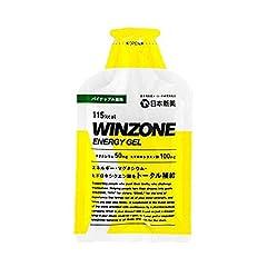 WINZONE ENERGY GEL(ウィンゾーン エナジージェル)パイナップル風味 (3)