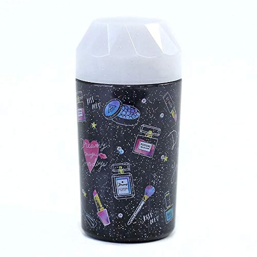 部屋を掃除するバトル認知コスメイト歯磨きセット ブラック 小学生 女の子 人気 かわいい 歯ブラシ