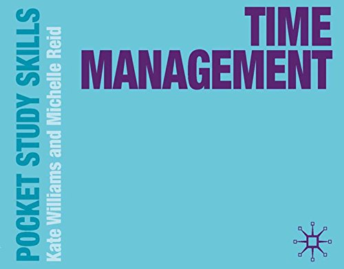 Download Time Management (Pocket Study Skills) 0230299601