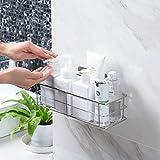 浴室用ラック - バスルームラック ステンレス鋼 バスルーム掛けラック、防錆、防水、バスルームラック、バスルームキッチンラック 収納ラック