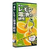 NEW実験キットシリーズ レモン電池の研究