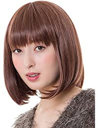 b4382a10f717a2 Amazon.co.jp: オレンジ - フルウィッグ / ウィッグ: 服&ファッション小物
