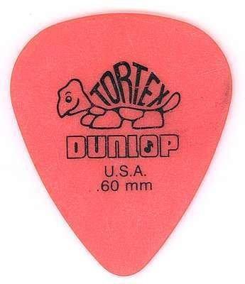 JIM DUNLOP(ジムダンロップ)『Tortex Standard 418』