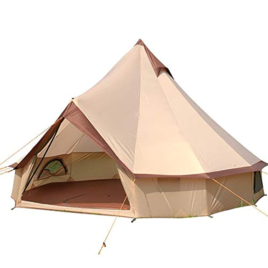 切断するジョブ手綱KYAWJY テント屋外8-12人多人数テント自動運転キャンプ観光フィールドテント