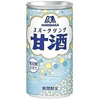 森永製菓 スパークリング甘酒 190ml×30本