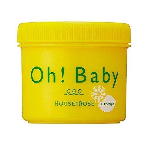 HOUSE OF ROSE(ハウスオブローゼ) ハウスオブローゼ/ボディ スムーザー LM(レモンの香り)350g