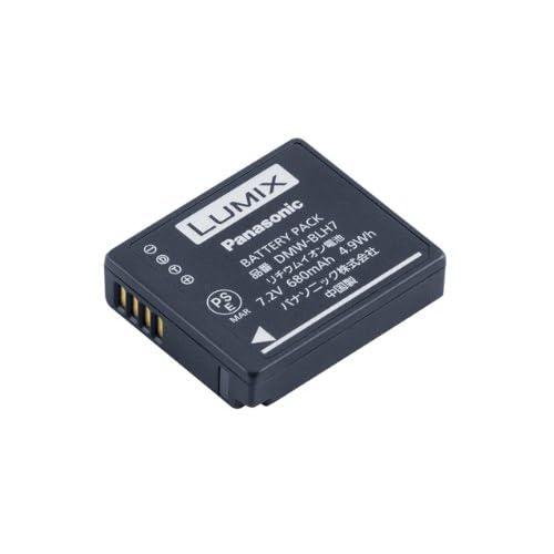 Panasonic バッテリーパック ルミックス DMW-BLH7