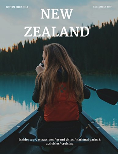 New Zealand - Travel Guide (English Edition)