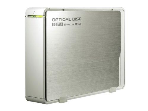 I-O DATA USB 2.0&SiLentモード対応 20倍速DVDドライブ DVR-UN20E