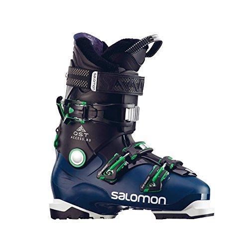 SALOMON(サロモン) スキーブーツQST ACCESS 80 (クエスト アクセス 80) 2017-18 モデル 26.5cm ブラック/...