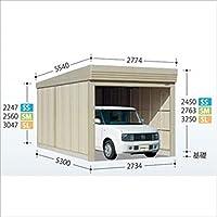タクボガレージ ベルフォーマ SM-Z2753 一般型 結露減少型 『シャッター車庫 ガレージ』 扉カラーをお選び下さい