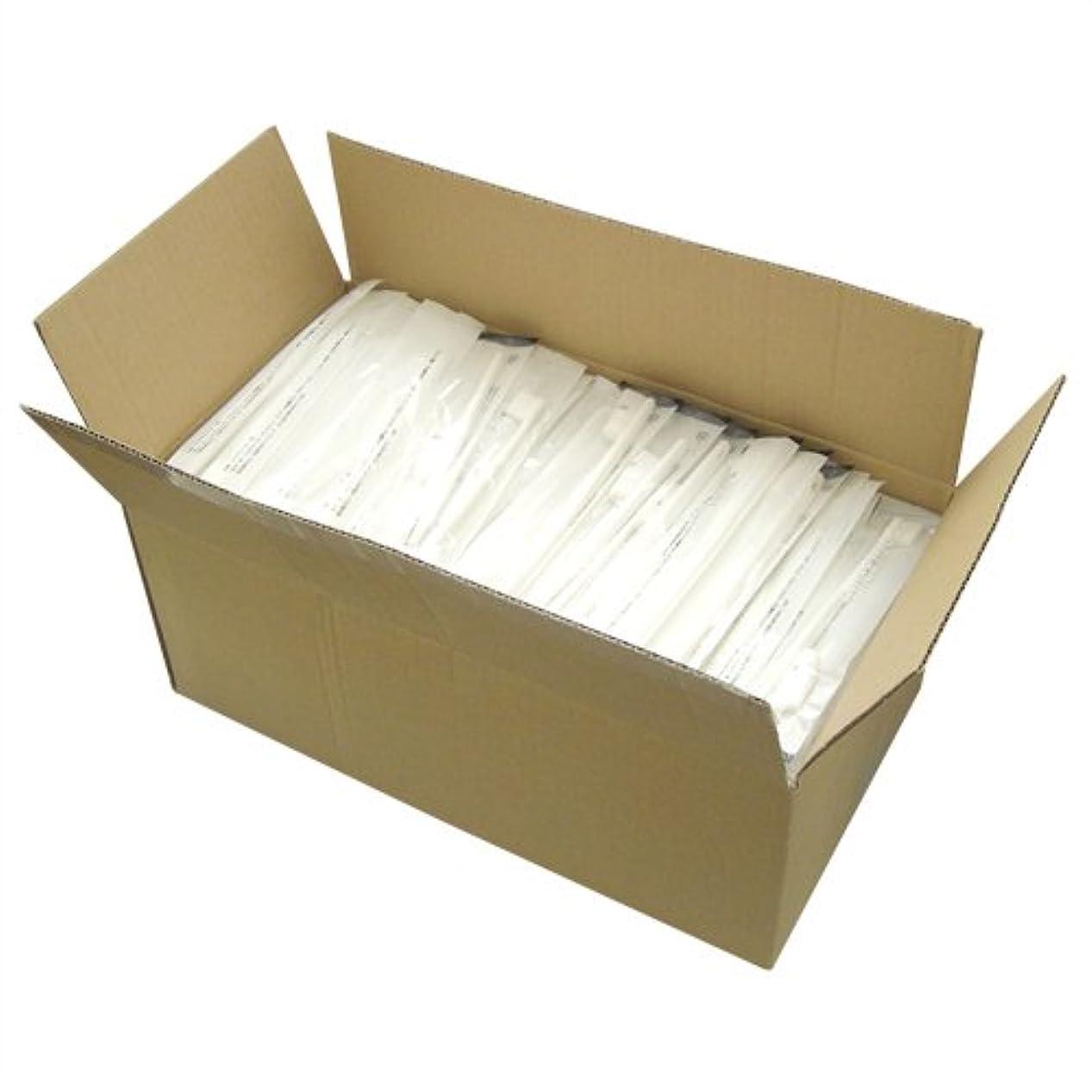 気性ウォーターフロント苦しめる業務用 使い捨て歯ブラシ チューブ歯磨き粉(3g)付き ホワイト 250本(1ケース)セット│ホテルアメニティ 個包装タイプ