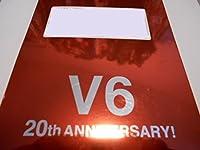 V6 20th Anniversary! オリジナルパスケース ファンクラブ限定 20周年記念品