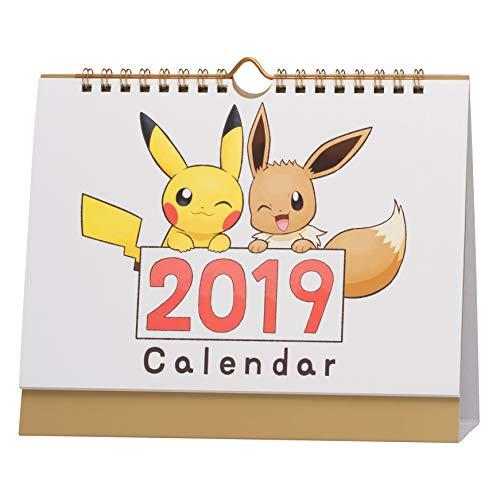ポケモンセンターオリジナル 卓上カレンダー 2019...