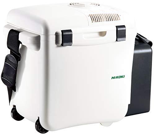 HiKOKI(ハイコーキ) コードレス冷温庫 電子冷却式 蓄電池付 UL18DA(XM)